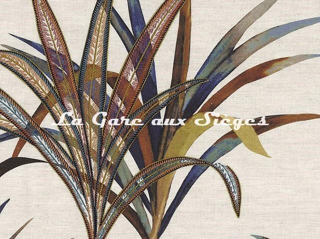 Tissu Casamance - Création - réf: 4221.0236 Multico - Voir en grand