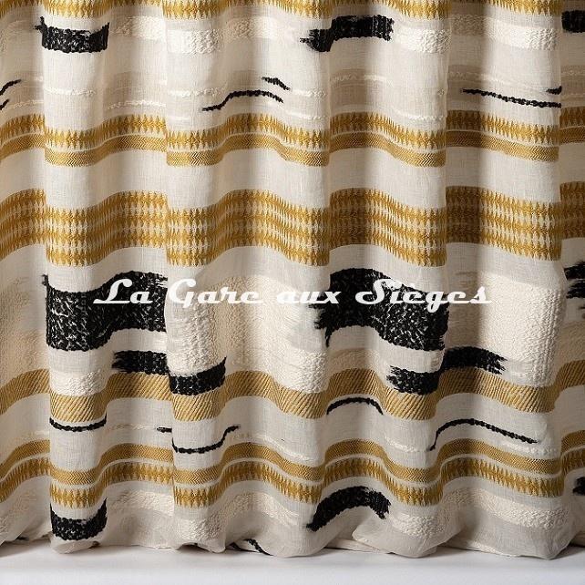 Tissu Nobilis - Byblos - réf: 10845 - Coloris 38 - Voir en grand