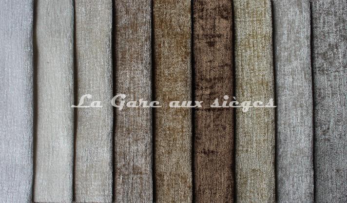 Tissu Carlucci - Mannequin - réf: CA1044 - Coloris: 090-070-071-022-021-020-023-091-092 - Voir en grand