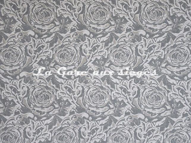 Tissu Casal - Callao - réf: 84001.62 Ardoise - Voir en grand