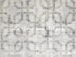Tissu Camengo - Beauregard - réf: 4138.0193 Gris - Voir en grand