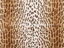 Tissu Osborne & Little - Pantanal - réf: F6714-01 Ivory/Chocolate/Bronze - Voir en grand