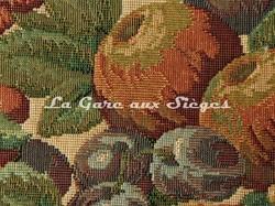 Tissu Chanée Ducrocq - Gascogne - réf: 6489 Crème ( détail ) - Voir en grand