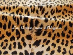 Tissu Boussac - Panthère de Somalie - réf: O989A - Coloris: 001 Somalie - Voir en grand