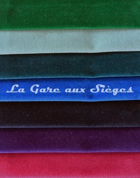 Tissu Pierre Frey - Velours Médium - réf: F3211 - Coloris: 012 - 013 - 014 - 015 - 016 - 017 - 018 - Voir en grand
