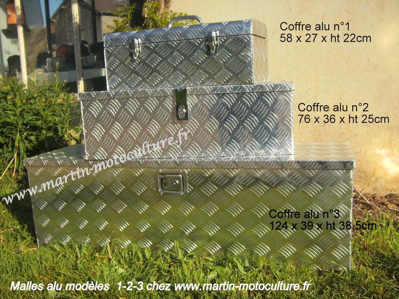 coffre et boite a outils aluminium pour remorque langres martin motoculture. Black Bedroom Furniture Sets. Home Design Ideas