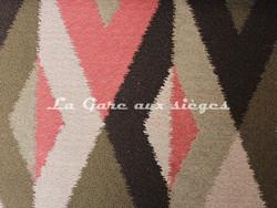 Tissu Deschemaker - Batik - réf: 103960 Fuchsia - Voir en grand
