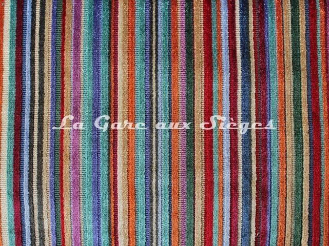 Tissu Casal - Beaugency - réf: 12673-100 Multicolore - Voir en grand