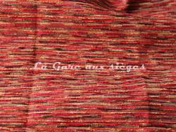 Tissu Deschemaker - Babylone - réf: 103890 Tango - Voir en grand