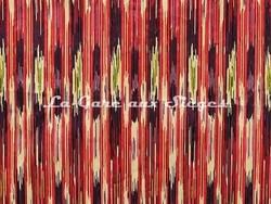 Tissu Pierre Frey - Yucatan - réf: F2881-001 Fuchsia - Voir en grand