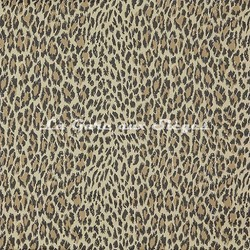 Tissu House of Hackney - Wild Card ( coton jacquard ) - Coloris: Butterscotch - Voir en grand