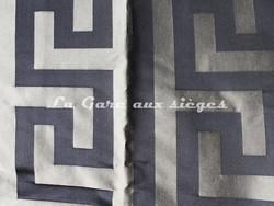 Tissu Houlès - Delos - réf: 72887 - Coloris: 9900 - Voir en grand