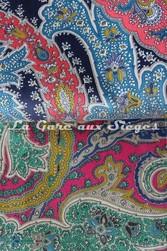 Tissu Osborne & Little - Patara - réf: F6740 - Coloris: 03 & 04  - Voir en grand
