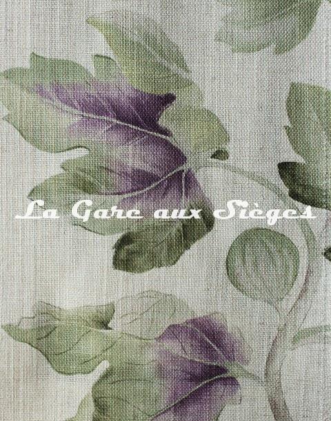 Tissu Sanderson - Fig Harvest - réf: 226327 ( détail ) - Voir en grand
