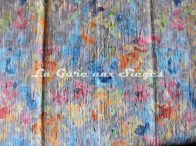 Tissu Deschemaker - Vintage - réf: 3114 Perle - Voir en grand
