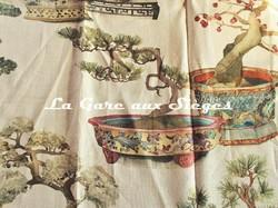 Tissu Pierre Frey - Kyoto - réf: F3335.001 Original - Voir en grand