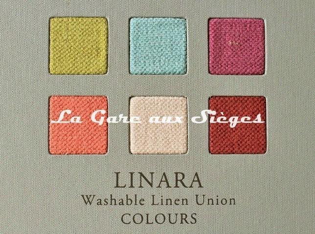 Tissu Romo - Linara - réf: 2494 - Gamme Colours - Voir en grand