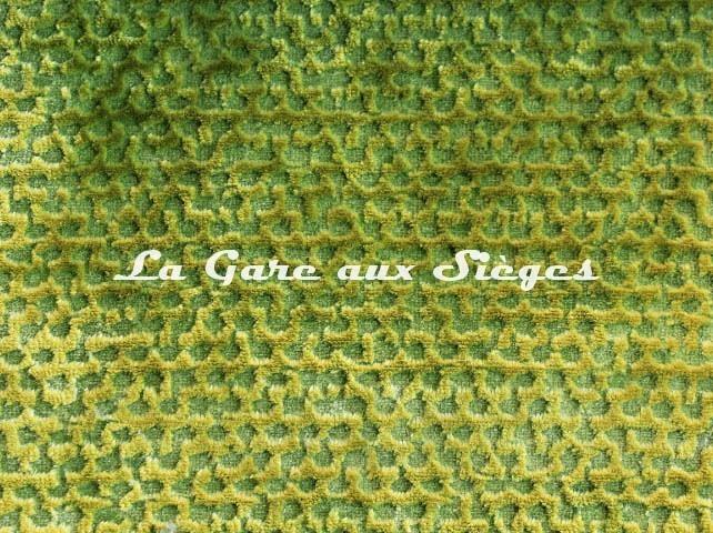 Tissu Rubelli - Velours Luchino - réf: 30259.008 Erba - Voir en grand