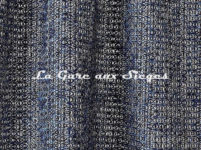 Tissu Dedar - Atelier - réf: T16040.001 Blue - Voir en grand