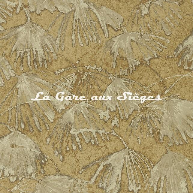 Papier peint Zoffany - Iliad - réf: 312637 Gold - Voir en grand