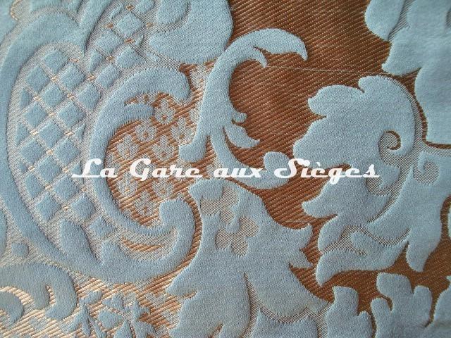 Tissu Tassinari & Châtel - Louis Philippe - réf: 1653.06 Opale - Voir en grand
