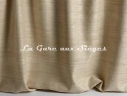 Tissu Pierre Frey - Taffetas Jeanne - réf: F3273-002 Sable - Voir en grand