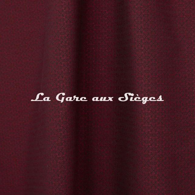Tissu Jean Paul Gaultier - Optic - réf: 3494.03 Rouge - Voir en grand
