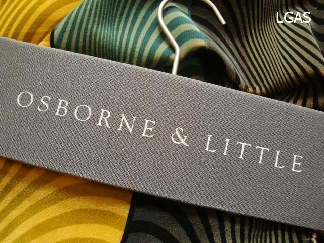 Tissus Osborne & Little - La Gare aux Sièges - Voir en grand