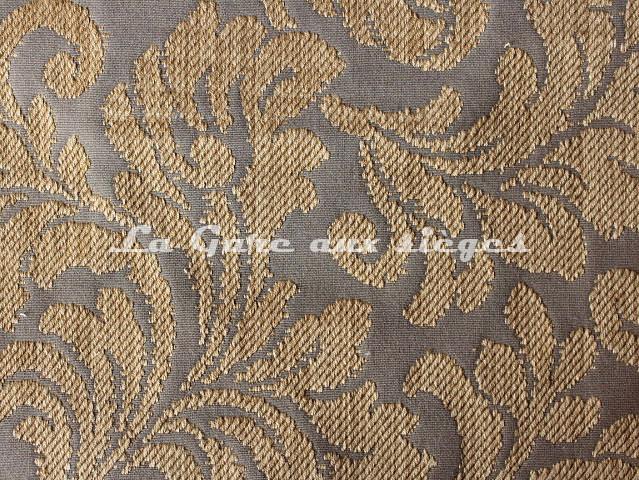 Tissu Chanée Ducrocq - Tatiana - Coloris: 7832 Ecorse - Voir en grand