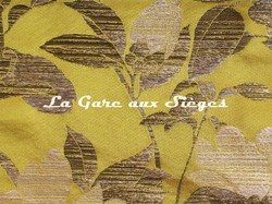 Tissu Rubelli - Funny Girl - réf: 30255.008 Chartreuse - Voir en grand