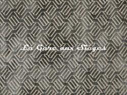Tissu Camengo - Douves - réf: 4139.0191 Gris - Voir en grand