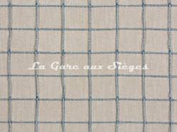 Tissu Boussac - Cube - réf: O7920-001 Galet - Voir en grand