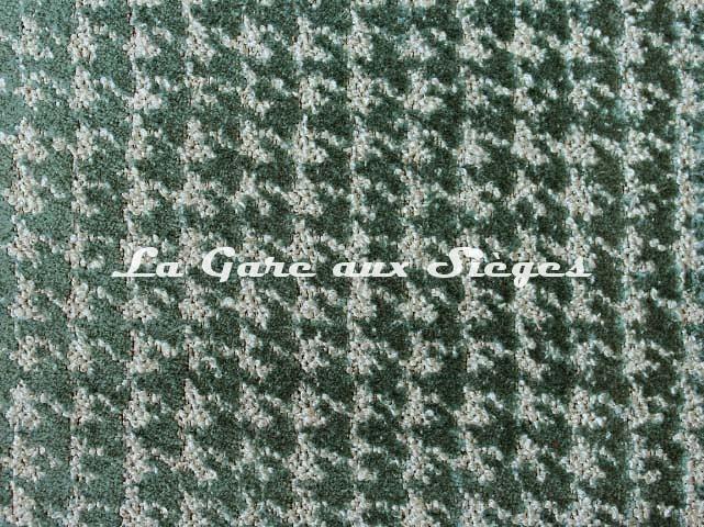 Tissu Camengo - Emilie - réf: 4168.0648 Bleu - Voir en grand