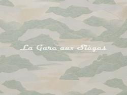 Tissu Lelièvre - Calanques - réf: 4238.03 Céladon - Voir en grand