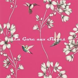 Papier peint Harlequin - Amazilia - réf: 111058 Flamingo - Voir en grand