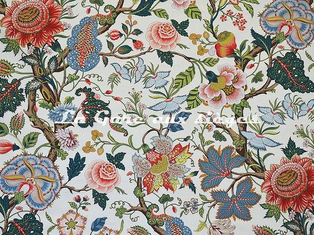 Tissu Casal - Madurai - réf: 30412.190 Multicolore - Voir en grand
