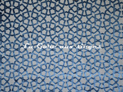 Tissu Casal - Serail - réf: 12720.14 Bleuet - Voir en grand