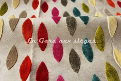 Tissu Deschemaker - Mexico - réf: 103757 Multicolore - Voir en grand