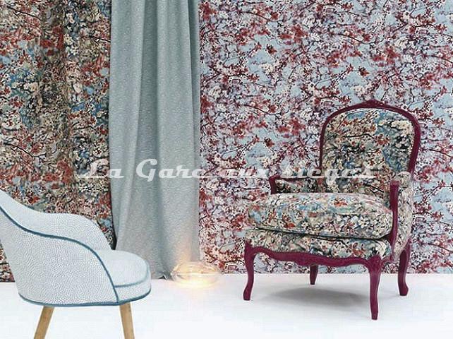 Papier peint Jean Paul Gaultier - Cerisier - Voir en grand