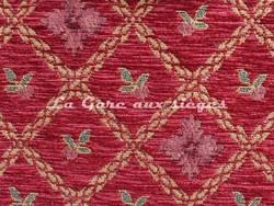 Tissu Amélie Prévot - Rohan - réf: 16076 - Coloris: 75 Rouge