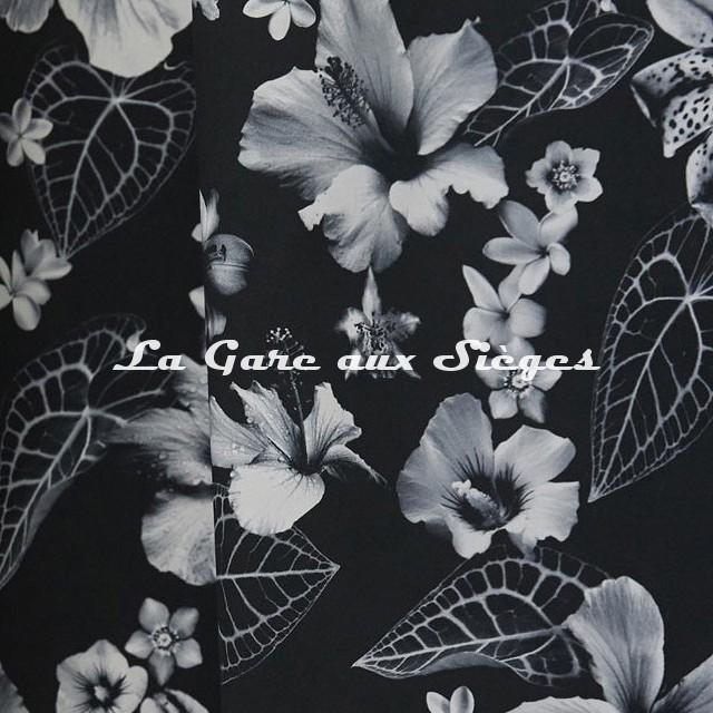 Tissu Jean Paul Gaultier - Honolulu - réf: 3498.01 ( détail ) - Voir en grand