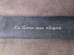 Tissu Houlès - Alium - réf: 72853 - Coloris: 9420 - 9900 - 9880 - Voir en grand