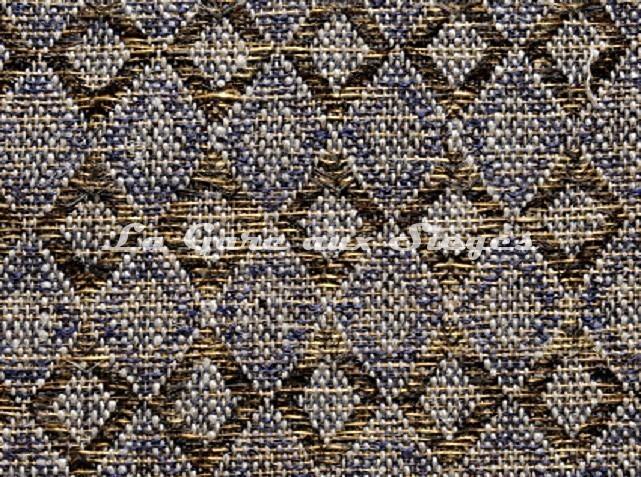 Tissu Le Crin - Galop - réf: C0476 - Coloris: 004 Prune - Voir en grand