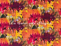 Tissu Pierre Frey - Utopia - réf: F2983-001 Multicolore - Voir en grand