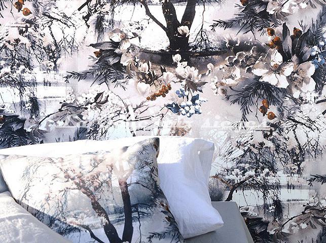 Papier peint Jean Paul Gaultier - Brume - Voir en grand