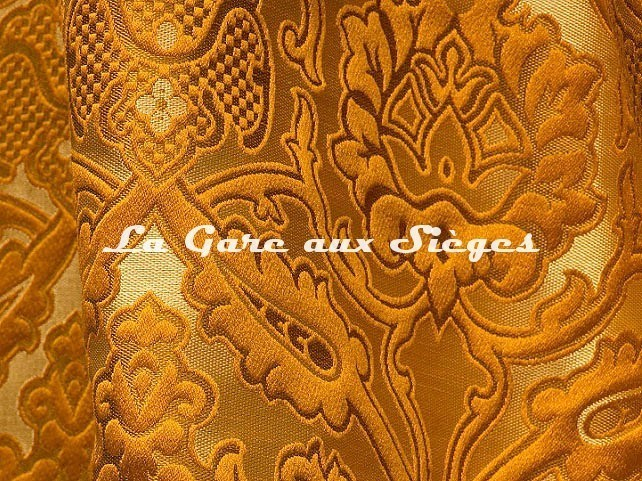Tissu Tassinari & Châtel - Léonardo - réf: 1691.04 Ecaille - Voir en grand