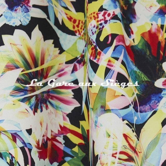 Tissu Jean Paul Gaultier - Barbade - réf: 3419.01 ( détail ) - Voir en grand