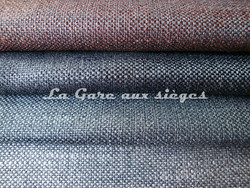 Tissu Houlès - Capri - réf: 72882 - Coloris: 9930 - 9990 - 9900 - 9910 - Voir en grand