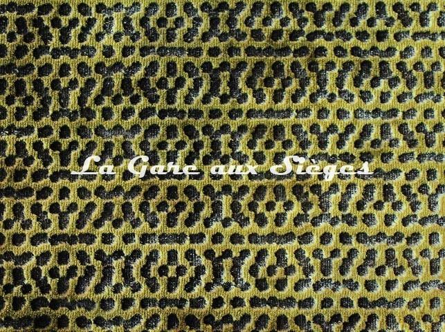 Tissu Misia - Anaconda - réf: M182702 Vert Olive ( détail ) - Voir en grand