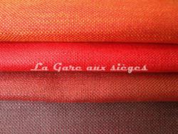 Tissu Houlès - Capri - réf: 72882 - Coloris: 9530 - 9500 - 9580 - 9565 - Voir en grand